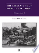 The Literature Of Political Economy
