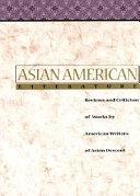 Asian American Literature