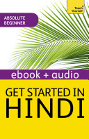 Get Started in Beginner s Hindi  Teach Yourself  New Edition