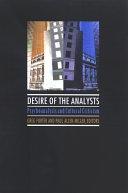 Desire of the Analysts [Pdf/ePub] eBook
