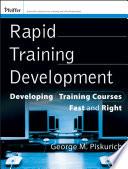 Rapid Training Development