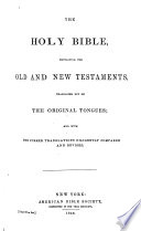 The Holy Bible Book PDF