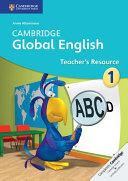 Cambridge Global English Stage 1 Teacher's Resource