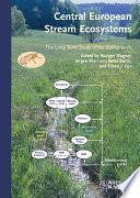 Central European Stream Ecosystems Book