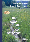 Central European Stream Ecosystems