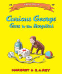 Curious George Goes to the Hospital banner backdrop