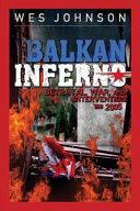 Balkan Inferno Book