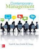 Contemporary Management Book