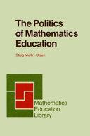 The Politics of Mathematics Education Pdf/ePub eBook