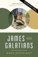 James And Galatians