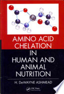 Amino Acid Chelation in Human and Animal Nutrition