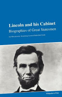 Lincoln and His Cabinet Book PDF