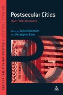 Postsecular Cities