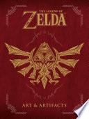 The Legend of Zelda  Art   Artifacts Book