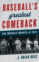 Baseball's Greatest Comeback