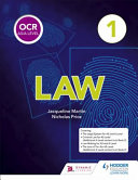 OCR a Level Law for Year 1/AS
