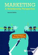 """Marketing: A Relationship Perspective (Second Edition)"" by Svend Hollensen, Marc Oliver Opresnik"