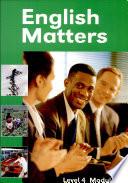 English Matters Level 4 Module 2