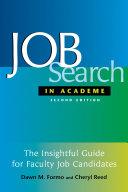 Job Search In Academe