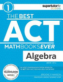 The Best ACT Math Books Ever  Book 1