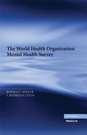 The WHO World Mental Health Surveys