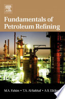 Fundamentals Of Petroleum Refining Book PDF