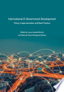 International E Government Development