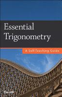 Pdf Essential Trigonometry Telecharger