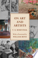 On Art and Artists