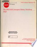 The 1996 Nasa Aerospace Battery Workshop Book PDF