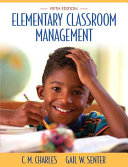 Elementary Classroom Management Book