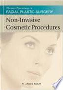 Non Invasive Cosmetic Procedures