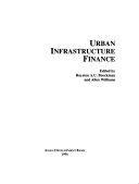Urban Infrastructure Finance