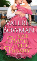Save a Horse  Ride a Viscount
