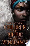Children of Virtue and Vengeance Book