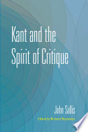 Kant and the Spirit of Critique