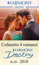 Cofanetto 4 Harmony Destiny n 26 2018