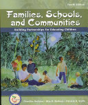 Families, Schools, and Communities