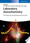 Laboratory Astrochemistry Book
