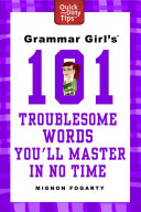 Grammar Girl s 101 Troublesome Words You ll Master in No Time