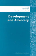 Development and Advocacy Book PDF