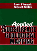 Applied Subsurface Geological Mapping Book PDF