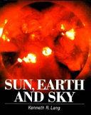 Sun  Earth and Sky
