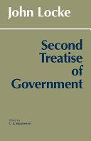 Second Treatise of Government [Pdf/ePub] eBook