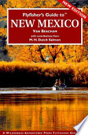"""Flyfisher's Guide to New Mexico"" by Van Beacham, Maynard Hubbard Salmon"