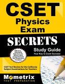 Cset Physics Exam Secrets Study Guide