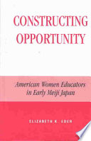 Constructing Opportunity