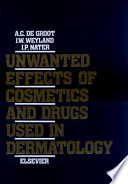 Unwanted Effects Of Cosmetics And Drugs Used In Dermatology Book PDF