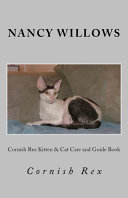 Cornish Rex Kitten   Cat Care and Guide Book