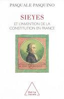 Sieyès et l'invention de la Constitution en France Pdf/ePub eBook